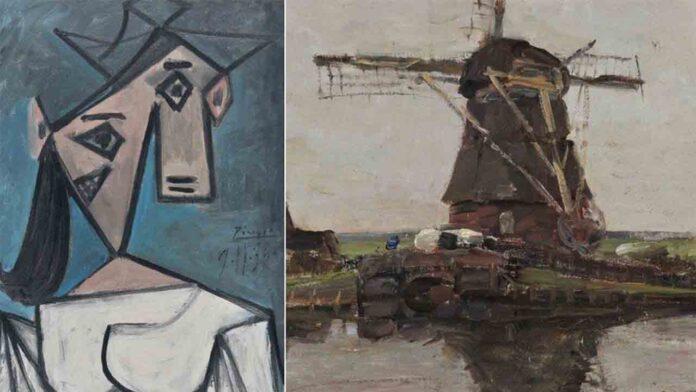 Recuperan un Picasso robado hace 9 años en Atenas