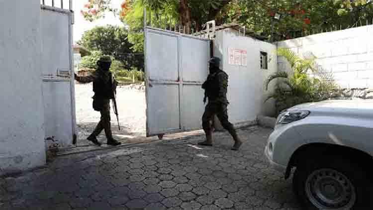 15 colombianos y dos estadounidenses detenidos por el asesinato de Jovenel Moïse-1