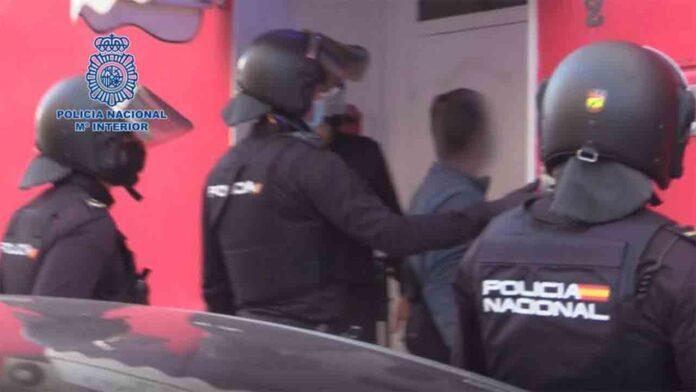 22 detenidos en Marbella y Almería de un grupo dedicado a la explotación sexual