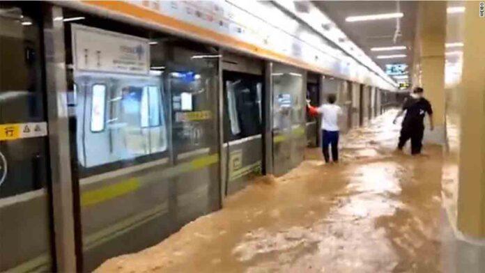 25 muertos y más de 200.000 desplazados en la provincia china de Henan