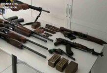 26 detenidos de un grupo dedicado al tráfico de hachís en las costas de Málaga