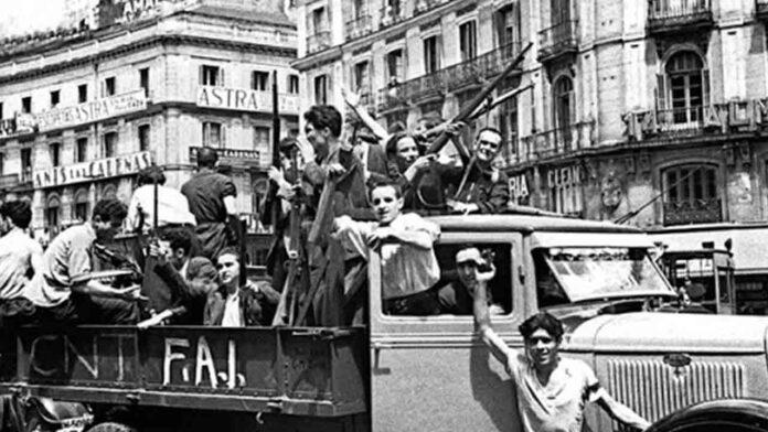 85 años del golpe fascista de Franco contra el gobierno electo de la República