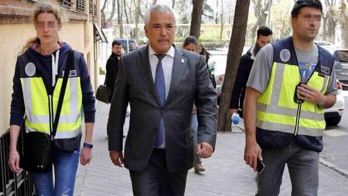 Condenado a 8 años de prisión el presidente de Ausbanc