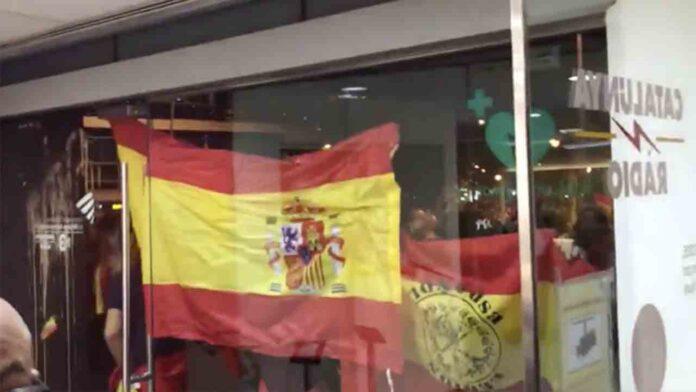 Condenado un joven que ataco la sede de Catalunya Radio en 2017