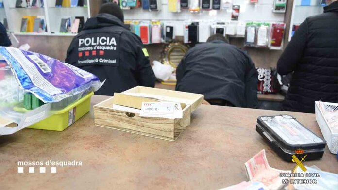 Desarticulados tres clanes de venta de cocaína y heroína en Lleida