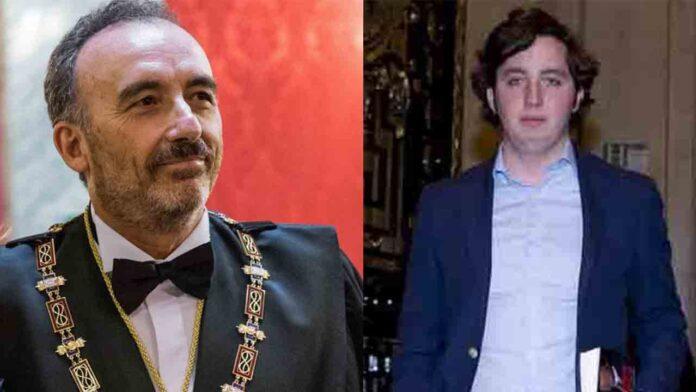 El abogado del pequeño Nicolás es el hijo de Manuel Marchena