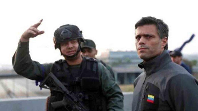 El golpista Leopoldo López pide ayuda a la UE y a España para evitar la extradición a Venezuela