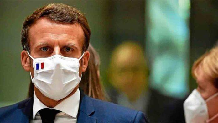 El plan de Macron sobre las vacunas