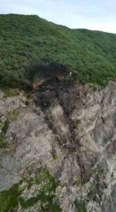Encuentran restos del avion ruso desaparecido con 28 personas 1