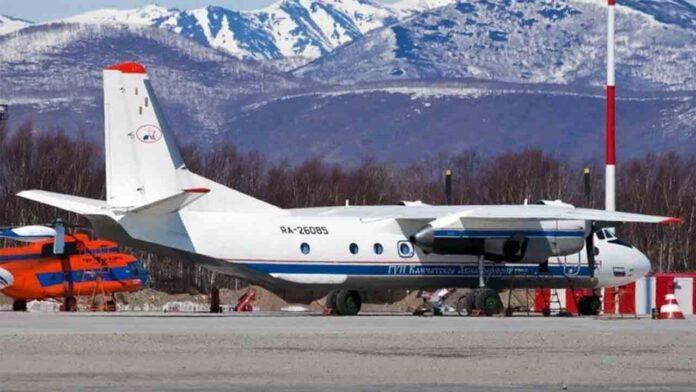 Encuentran restos del avión ruso desaparecido con 28 personas