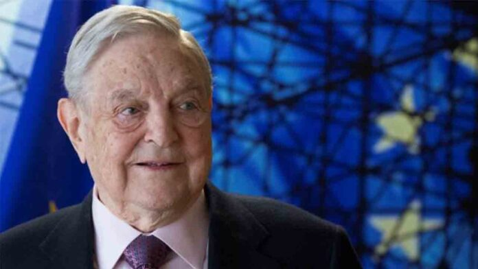 George Soros dona mil millones para acabar con la represión racial de la policía de EEUU