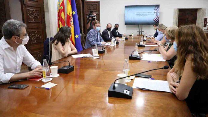 La Comunitat Valenciana prorroga el toque de queda hasta el 16 de agosto