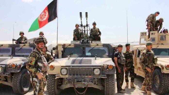 Las fuerzas afganas planean un contraataque contra los talibanes en el norte