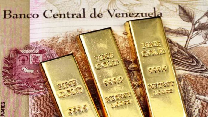 Maduro denuncia el robo del oro venezolano por parte del gobierno británico