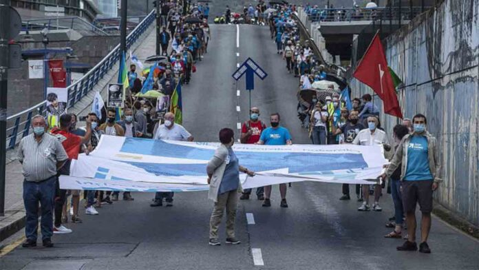 Traslado de presos vascos: Tres irán a Euskadi y cuatro serán acercados