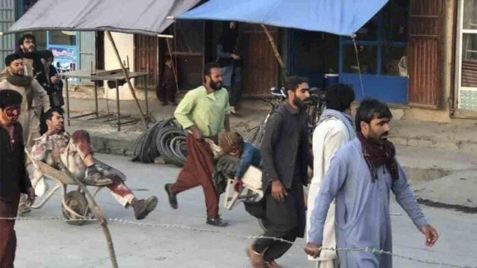 85 muertos en los atentados de Kabul, y la cifra podría aumentar