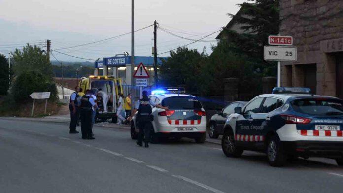 A juicio el hombre que intentó matar a cuatro Mossos con una catana