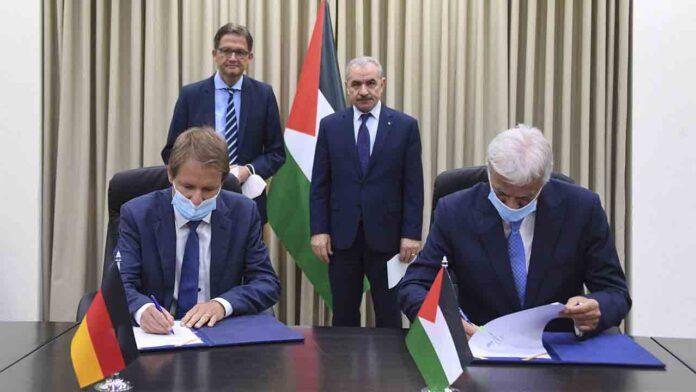 Alemania dona 25 millones al sector educativo palestino