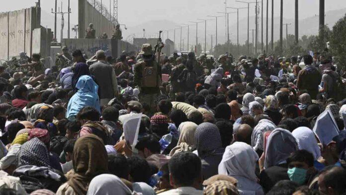 Continúa el caos en Kabul