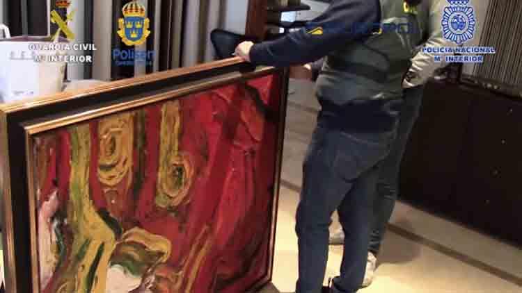 Detenidos 71 narcos que operaban entre España y Suecia
