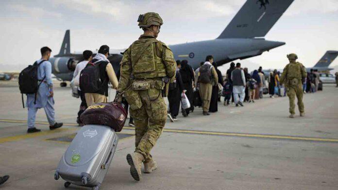 EEUU completa la retirada y dejan Afganistán en manos de los talibanes