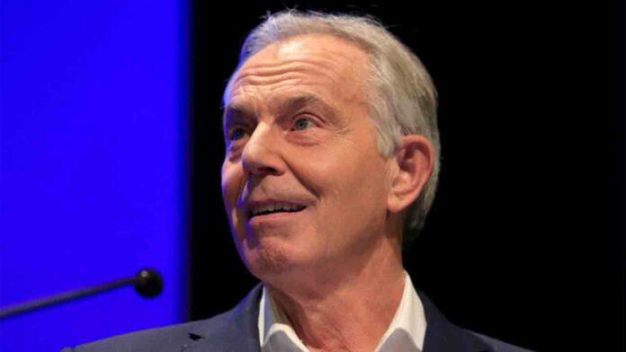 El ex primer ministro británico Blair critica el abandono de EEUU de Afganistán