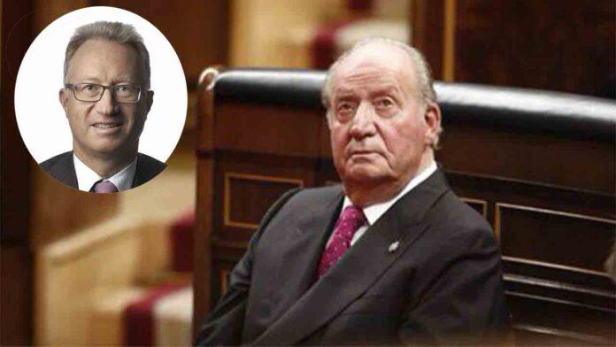 Imputado el presidente del banco suizo por haber aceptado los 65 millones de Juan Carlos