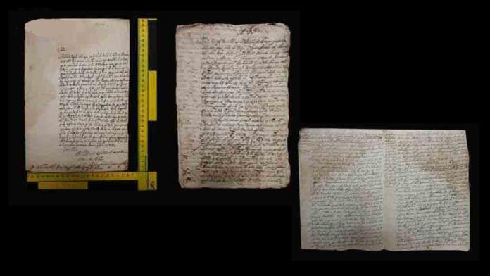 Localizados más de 250 documentos del archivo histórico del Ducado del Infantado