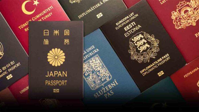 Los mejores pasaportes en 2021