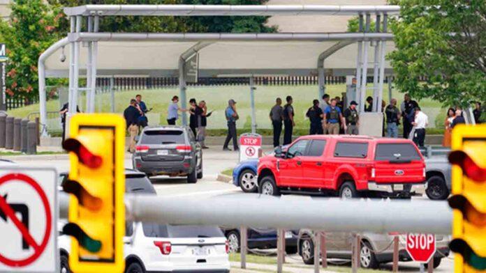 Muere un policía apuñalado en el recinto del Pentágono