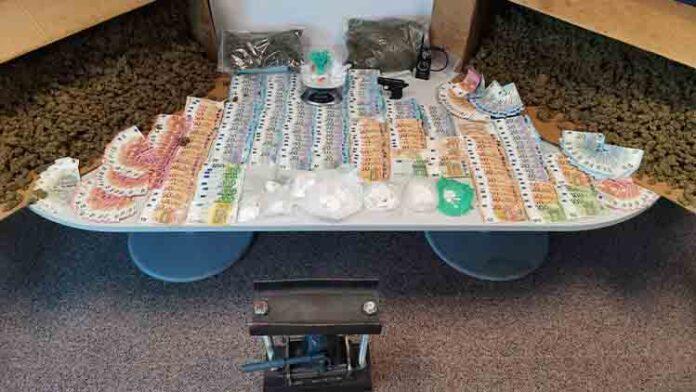 Prisión para cinco hombres que vendían cocaína en sus establecimientos
