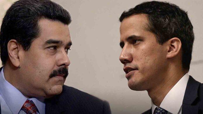 ¿Se reunirán Maduro y Guaidó en México?