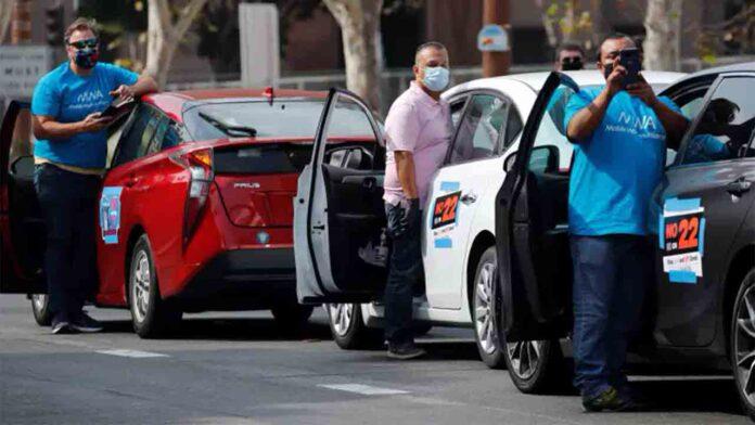 Sin sorpresas, Uber y Lyft mintieron sobre lo de ayudar a los trabajadores