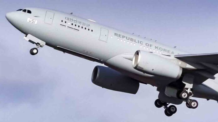 South Korea sends military planes to help Afghan evacuees