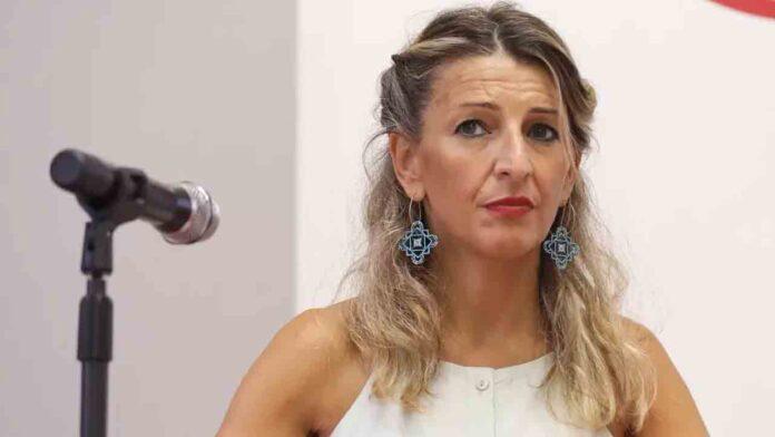 Yolanda Díaz: 'Tenemos que intervenir en los precios de la energía y regularlos'