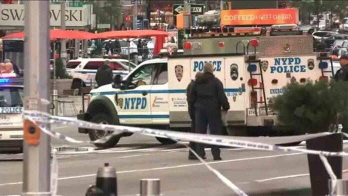 Un tiroteo en Nueva York termina con 10 heridos