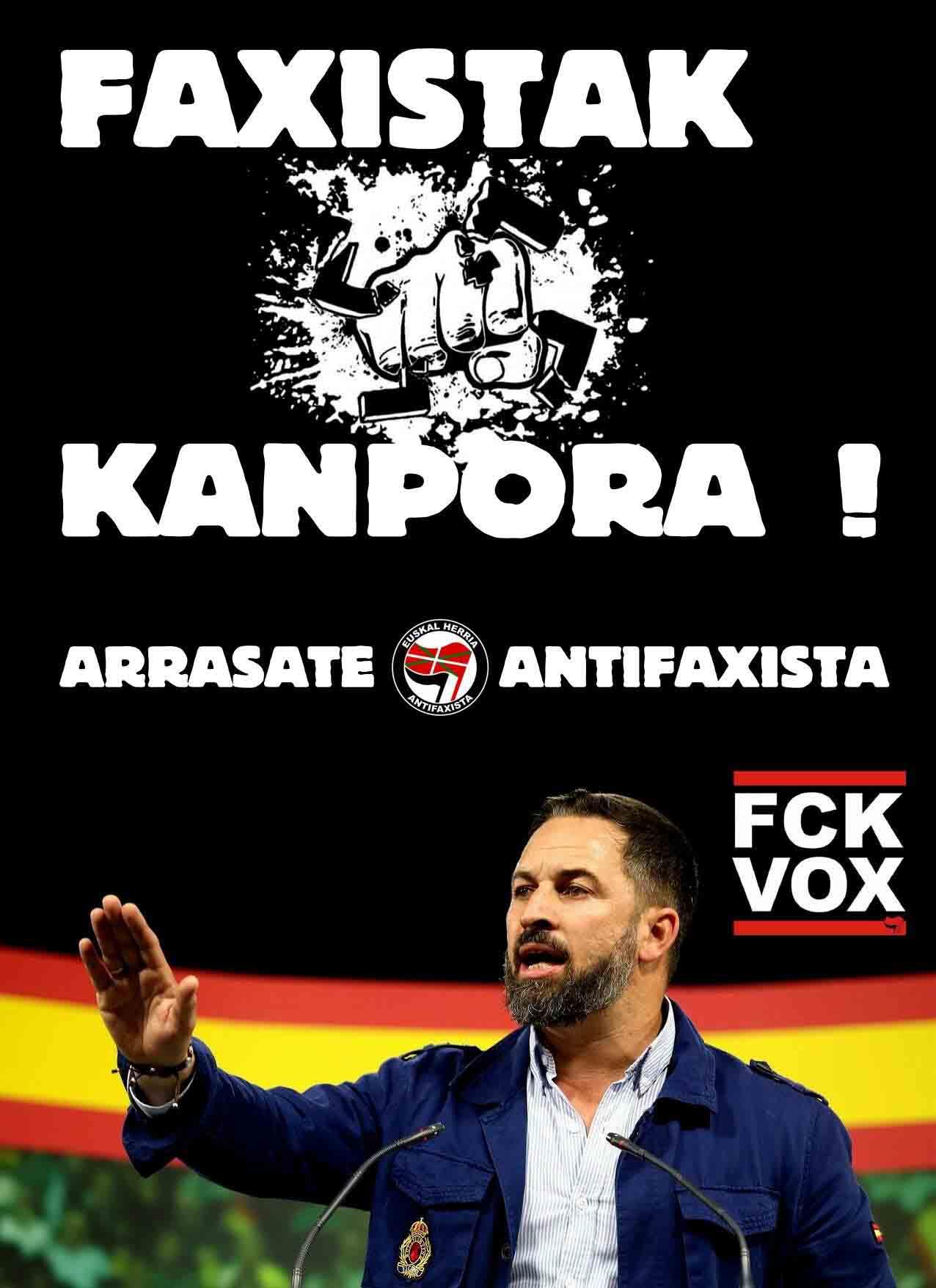 Sarek cancela la marcha por los Derechos Humanos en Mondragón