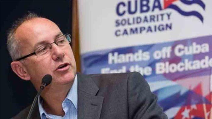 Campaña de Solidaridad con Cuba en el Reino Unido contra el bloqueo de EEUU