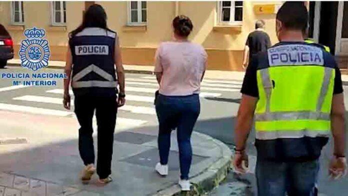 Detenida una mujer en A Coruña buscada en Colombia por blanqueo de capitales