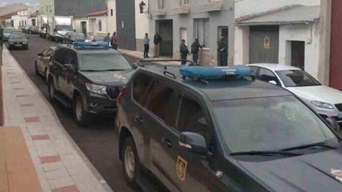 Detenido el grupo de estupefacientes de la Policía en Mérida y un guardia civil en una operación contra el narcotráfico