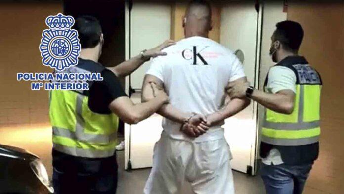 Detenido un hombre en Alicante buscado por homicidio en Alemania
