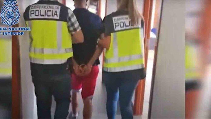 Detenido un 'paterista' por el tráfico de migrantes de Marruecos a Canarias