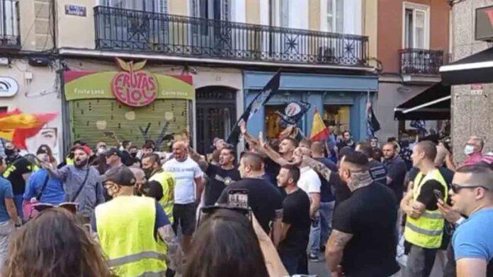 El Ayuntamiento de Madrid dice que no es competencia suya tratar el caso de los nazis de Chueca