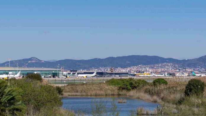 El gobierno para la ampliación del aeropuerto de El Prat