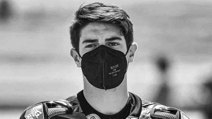 Muere el piloto de 15 años, Dean Berta, en un accidente en Jeréz