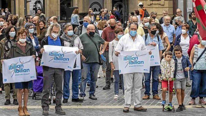 Sarek realiza mítines en decenas de localidades para denunciar las cadenas perpetuas