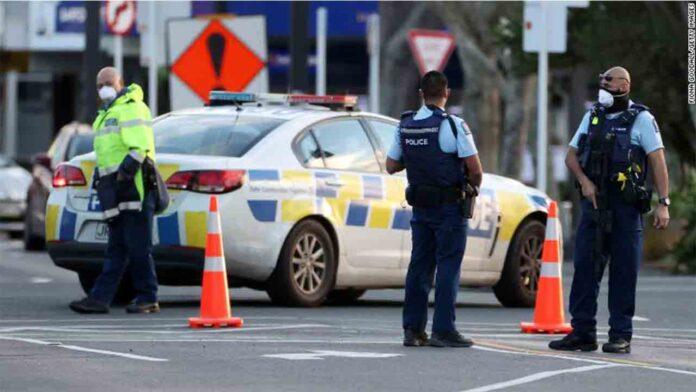 Seis heridos en un ataque terrorista en Nueva Zelanda