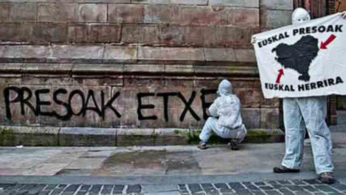 Seis presos vascos serán acercados a Euskadi