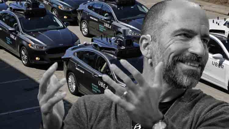 Uber in New York & San Francisco