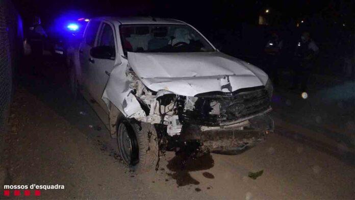 Un conductor bebido y drogado causa un accidente con dos muertos
